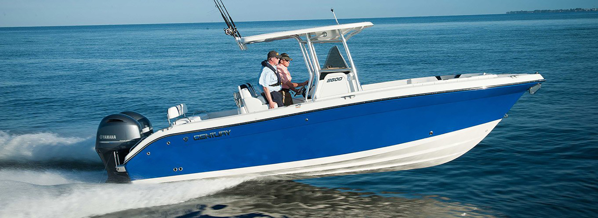Century Boat Gregg Orr Marine