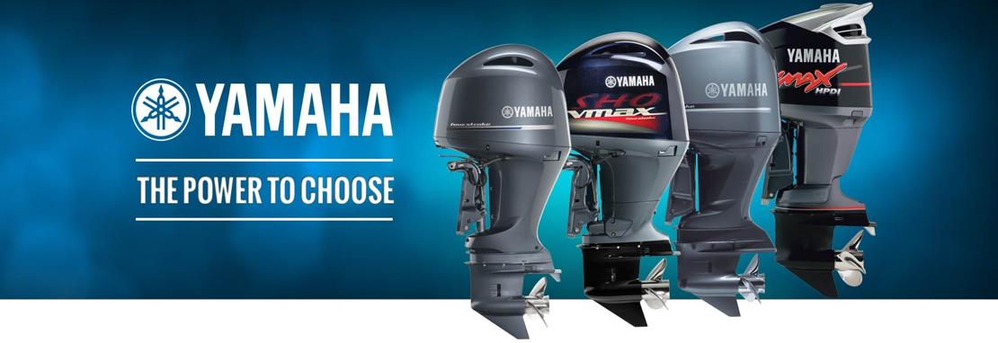 Yamaha Power to Choose Banner